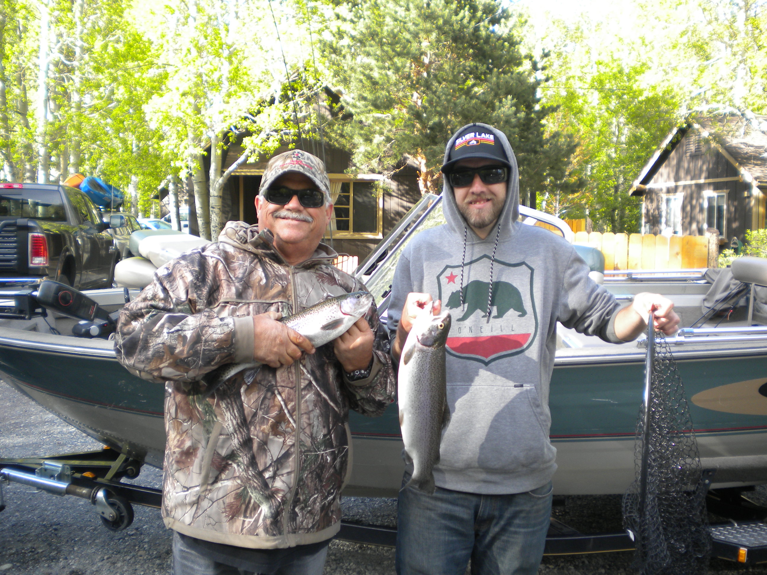 Silver lake fishing report 5 21 5 28 16 silver lake resort for The fish report