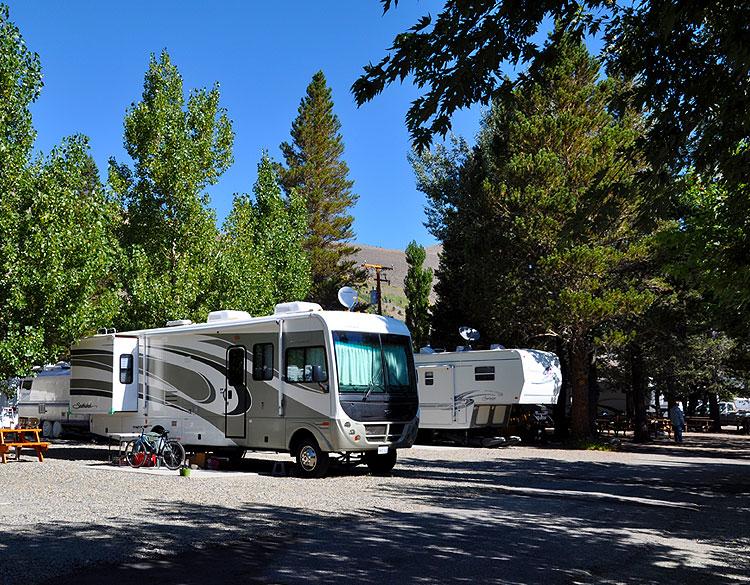 RV Park - Silver Lake Resort