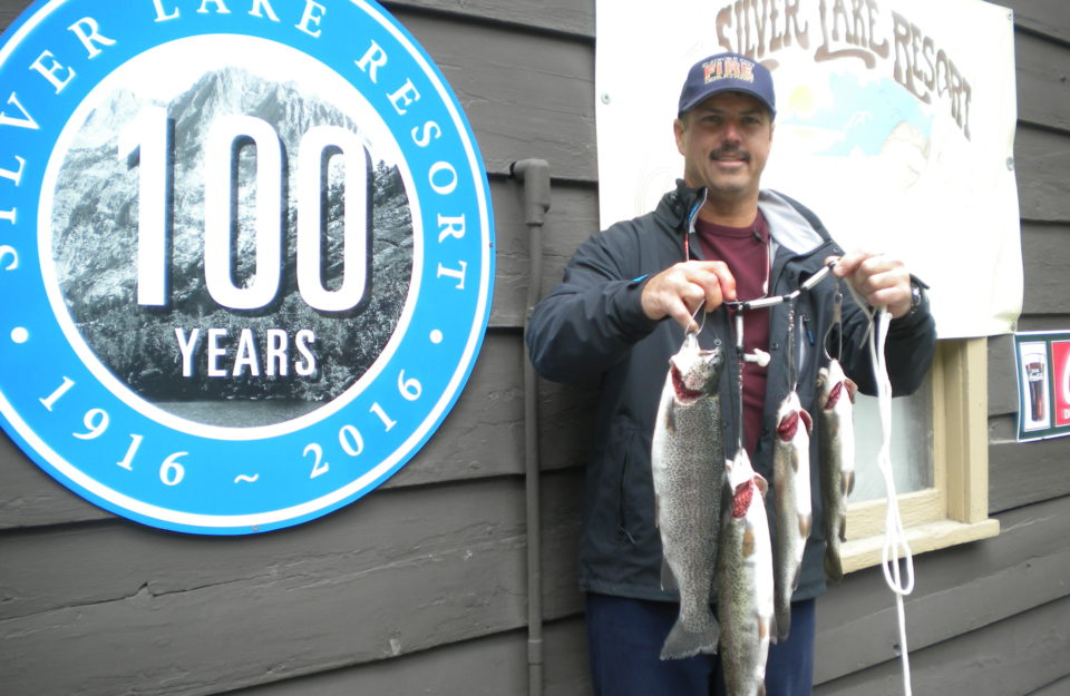 Silver Lake Fishing Report 5/21-5/28/16 - Silver Lake Resort
