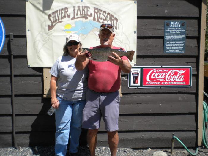 Silver Lake Resort Fishing Report 8 27 9 3 2017 Silver